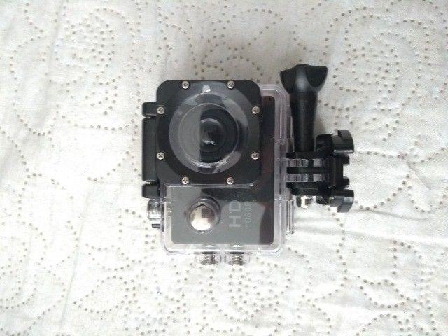 "Câmera Esportiva Sports HD Dv 1080P H.264 Full HD 30m À Prova D'água 2.0""LCD Screen - Foto 4"