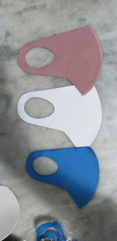 Vendo máscaras neoprene tamanho padrão - Foto 5