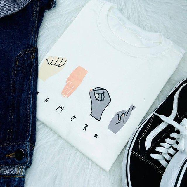 T-shirts femininas exclusivas (blusas) - Foto 6