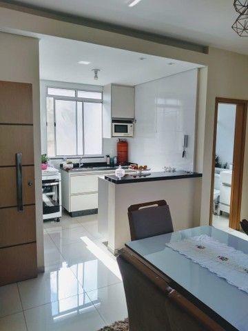 Apartamento à venda com 3 dormitórios em Diamante, Belo horizonte cod:FUT3787