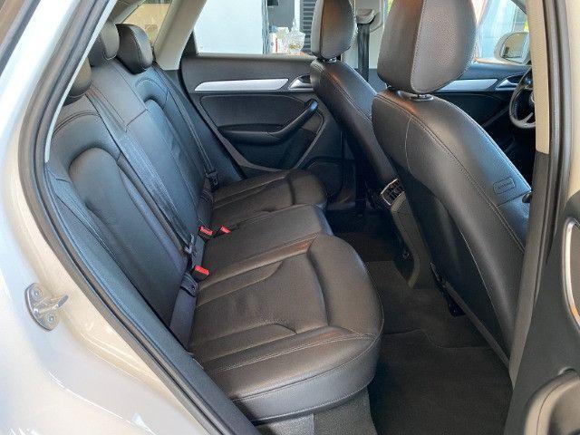 Audi Q3 Ambiente 1.4 Tfsi Aut. 2017 Top de Linha Unico Dono - Foto 3