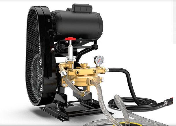 Lavadora alta pressão trifásica pressure PS lav 400  - Foto 2