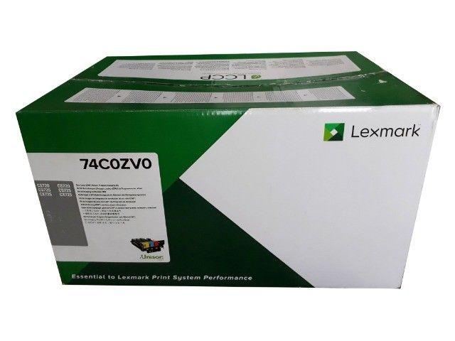 Fotocondutor Lexmark 74C0ZV0 Original Novo