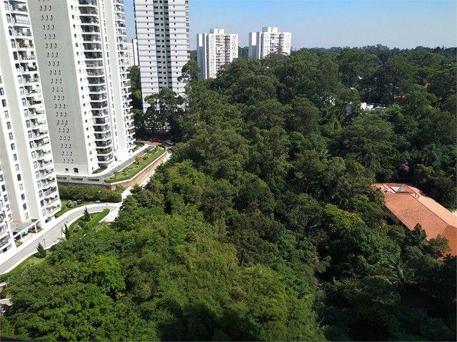 Apartamento para alugar com 4 dormitórios em Alto da boa vista, São paulo cod:REO248081 - Foto 2