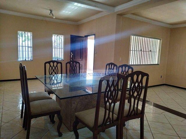Casa com 5 dormitórios à venda, 239 m² por R$ 580.000,00 - Santa Cruz - Cuiabá/MT - Foto 2