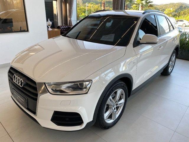 Audi Q3 Ambiente 1.4 Tfsi Aut. 2017 Top de Linha Unico Dono
