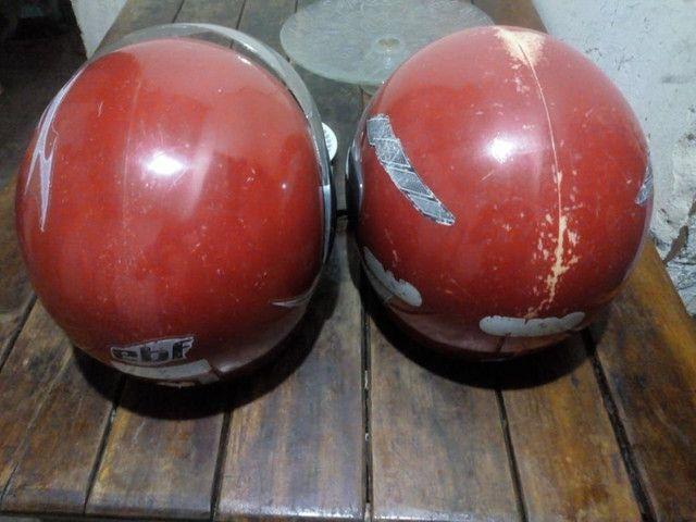 Dois capacetes  - Foto 3