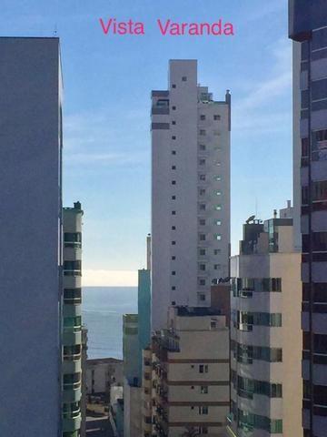 2 Suítes + 1 Dormitório+ 2 vagas - Vista Mar