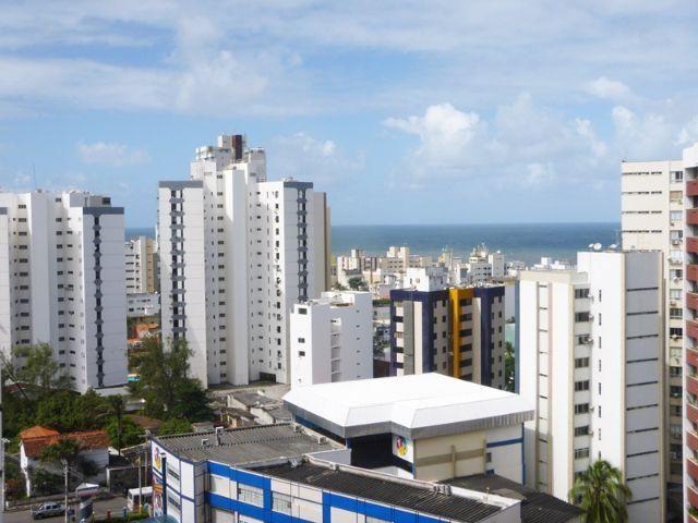 Apartamento 4 quartos, 2 suítes, vista mar, Pituba, Salvador, Bahia
