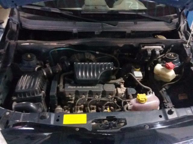 Sucata Chevrolet Agile 2009/10 1.4 Flex 102CV - Foto 3