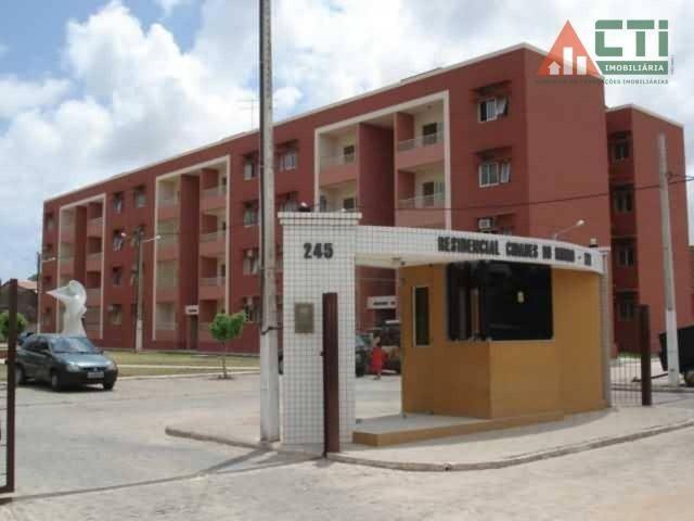 Apartamento Várzea Recife - 60m² - 2 quartos - 1 suíte