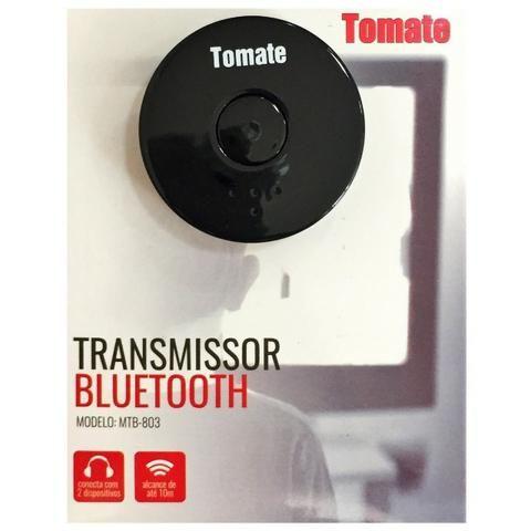 Transmissor Bluetooth Modelo:Mbt-803 Tomate