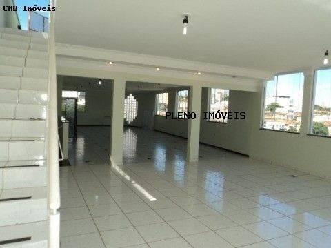 Prédio inteiro para alugar em Vila santana, Campinas cod:PR001876