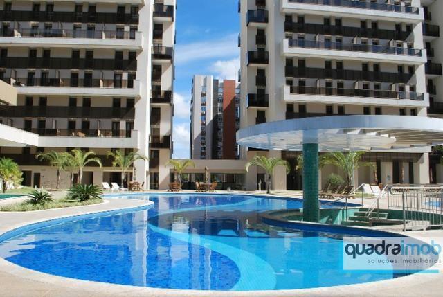 01 Quarto Vazado C/ 02 Varandas - Lazer De Resort - Park Sul - Use Fgts - Foto 9
