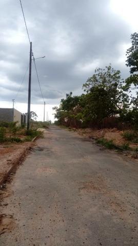 Lote no asfalto no setor Recanto de Caldas 420 metros - Foto 2