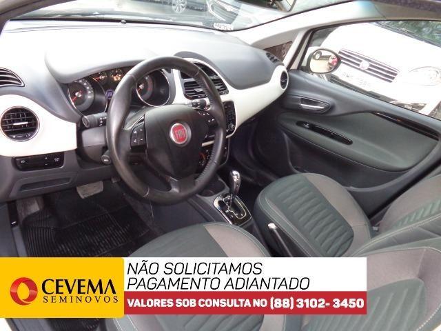 Fiat Punto Essence 1.6 Dualogic - Foto 12