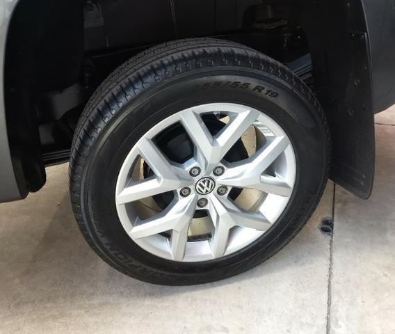 VW Amarok Highline 2.0 4x4 Diesel Aut - Foto 6