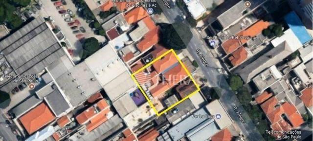 Terreno residencial para locação, santa paula, são caetano do sul - . - Foto 2