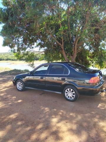 Honda Civic 2000 ( Automático ) - Foto 6