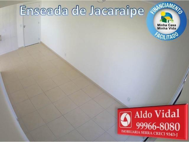 ARV 166- Apto 2 Q, Varanda,Suíte,Piscina em Jacaraipe próximo a praia - Foto 13