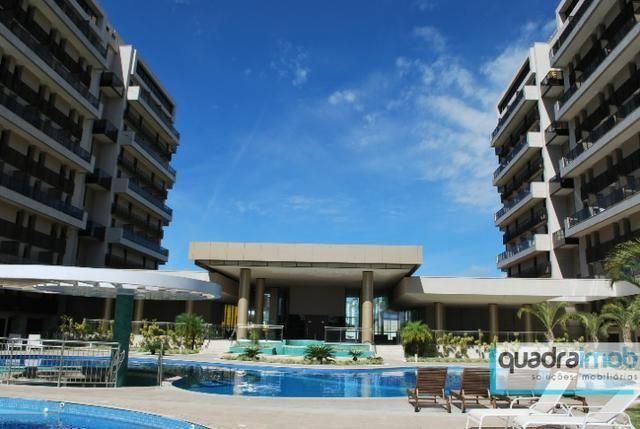 01 Quarto Vazado C/ 02 Varandas - Lazer De Resort - Park Sul - Use Fgts - Foto 10
