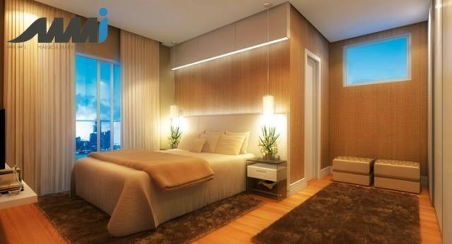 Boulevard brasil - apartamento 3 suítes com 123m em balneári - Foto 9