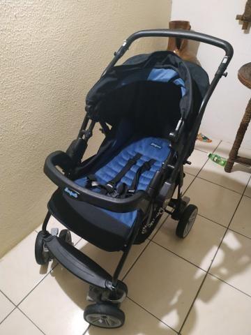 Carrinho de bebê Burigotto novinho - Foto 4