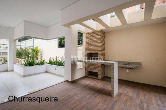 Apartamento com 2 dormitórios para alugar, 59 m² por r$ 1.350,00/mês - santa teresinha - s - Foto 20