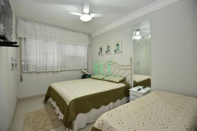 Apartamento com 4 dormitórios à venda, 190 m² - Praia das Pitangueiras - Guarujá/SP - Foto 10