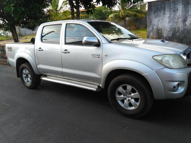 Hilux SRV 4x4 3.0 2010/2010