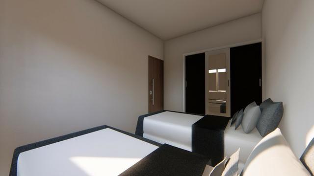 Casa até ZERO entrada 2 quartos - Foto 5