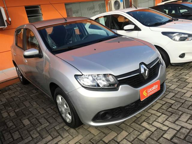 RENAULT SANDERO 2018/2019 1.0 12V SCE FLEX EXPRESSION MANUAL