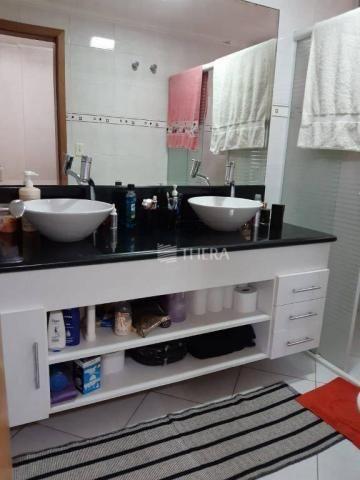 Apartamento com 3 dormitórios à venda, 126 m² por r$ 640.000,00 - vila gilda - santo andré - Foto 9