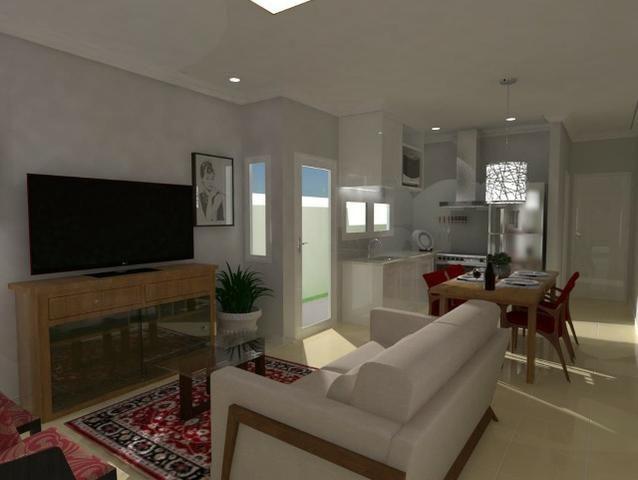 Casas prontas no Maranguape com2 quartos e condicoes especiais - Foto 4