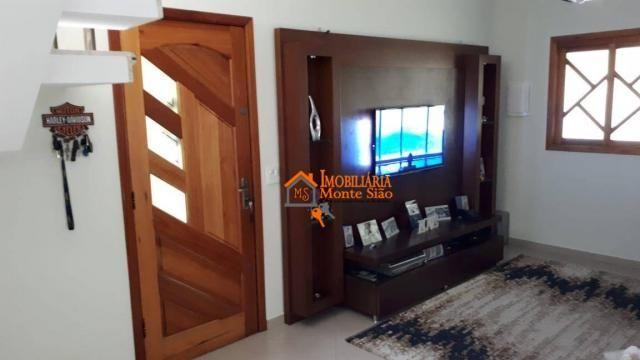 Sobrado com 3 dormitórios à venda, 147 m² por R$ 650.000,00 - Jardim Imperador - Guarulhos - Foto 4