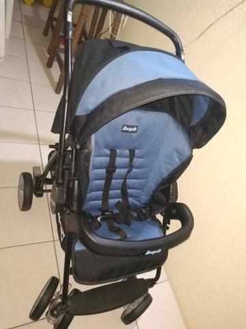 Carrinho de bebê Burigotto novinho - Foto 3