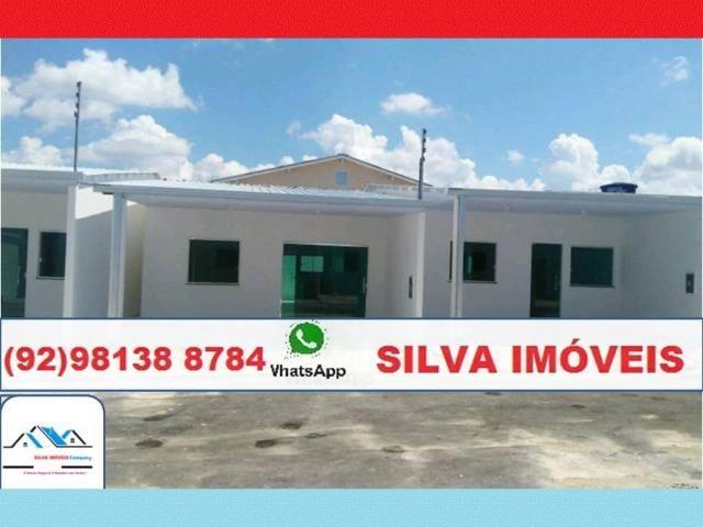 2qts Na Cidade Nova Casa Nova Pronta Pra Morar Cd Fechado Ac Carro ljldh qsrks - Foto 5