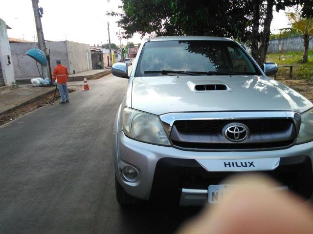 Hilux SRV 4x4 3.0 2010/2010 - Foto 4