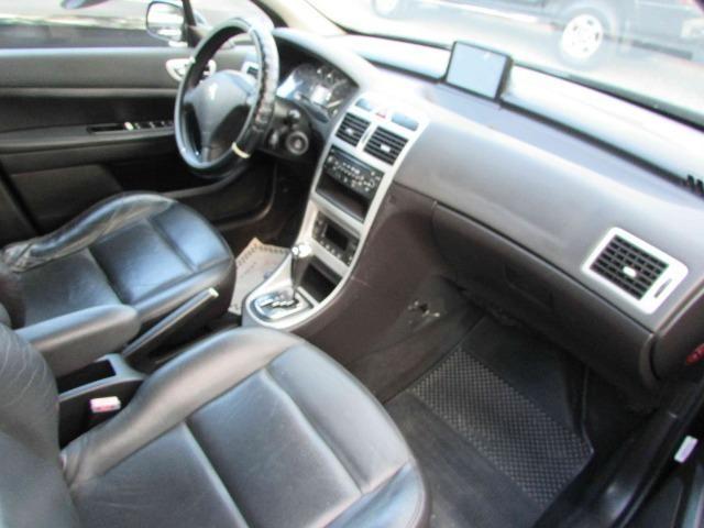 Peugeot 307 hb premium 48x789 sem entrada 2.0 aut flex completo 2012 - Foto 10
