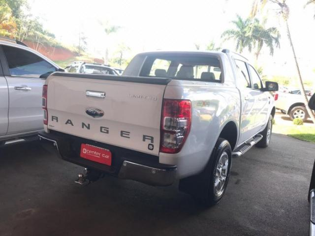 Ford ranger 2014 3.2 limited 4x4 cd 20v diesel 4p automÁtico - Foto 3