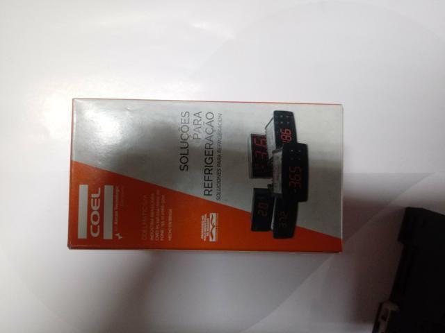 Controlador De Temperaratura Termostato Coel Hw4200/r-4qcs - Novo Na Caixa - Foto 4