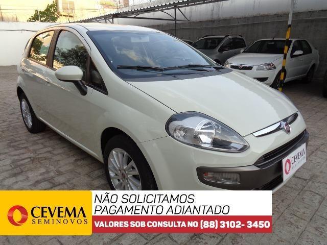 Fiat Punto Essence 1.6 Dualogic - Foto 3