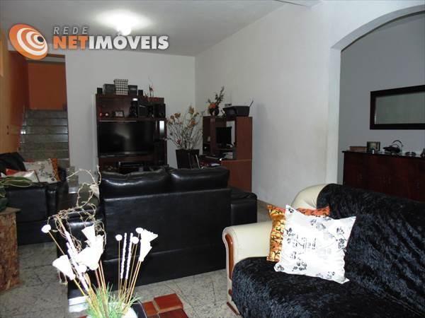 Casa à venda com 5 dormitórios em Camargos, Belo horizonte cod:503088