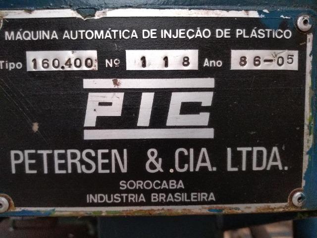 Injetora pic 160 t 400g - Foto 6
