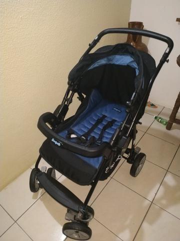 Carrinho de bebê Burigotto novinho - Foto 5
