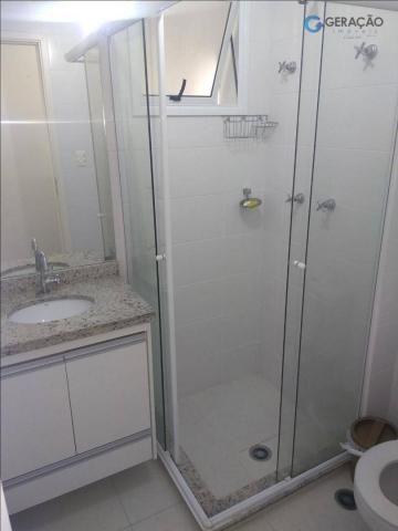 Apartamento com 3 dormitórios para alugar, 70 m² por R$ 1.600/mês - Centro - São José dos  - Foto 2