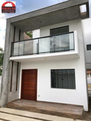 Duplex novo - 3 quartos sendo 2 suítes - fino acabamento
