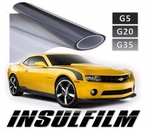 Insulfilme Automotivo Promoção