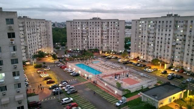 Liber J Apartamento térreo com garden, 2 quartos Liber Residencial Clube Belford Roxo RJ - Foto 16