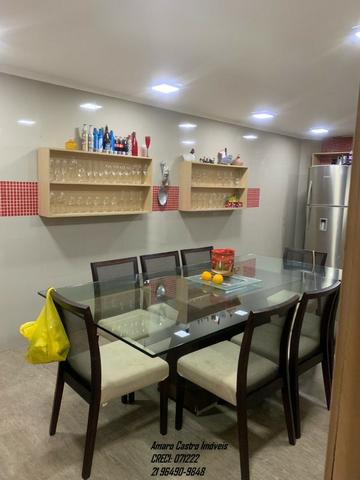 COD 176 - Linda casa porteira fechada 2 qts em Boa Esperança- Próx. à Miguel Couto - NI - Foto 12